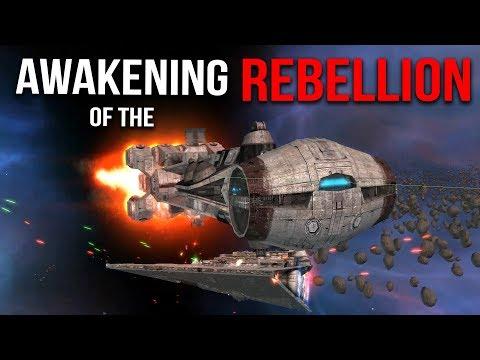 Star Wars - Awakening of the Rebellion - Star Destroyer Ambush  Ep 6