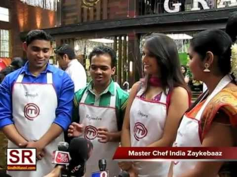 Master Chef India 2 With Sanjeev Kapoor