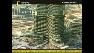 Mega Structures - Burj Khalifa Dubai