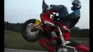 Accidentes a gran velocidad