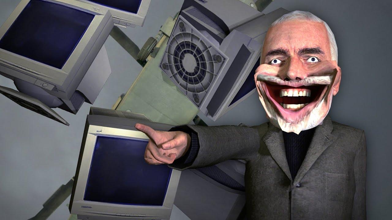 Dr. Hax (Garry's Mod Machinima) - YouTube