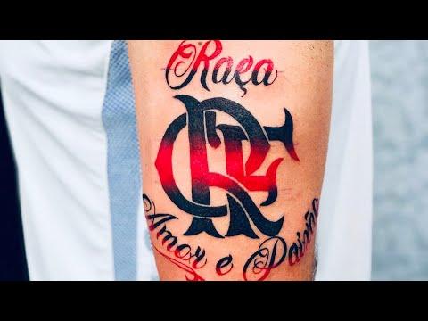 Tattoo Flamengo No Braço Youtube