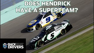 Is Hendrick the best team in NASCAR? Should Harvick be worried | Paul Swan & Kyle Long debate