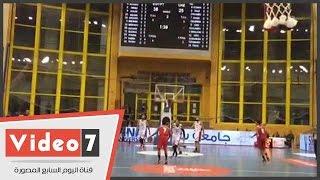 سلة السعودية تفوز على البحرين ١٠٢- ٩٩ فى البطولة العربية