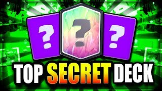 THIS NEW SECRET DECK IS DOMINATING CLASH ROYALE!! EASY WINS! Clash Royale Best Deck