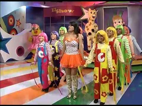 Programa infantil el show de camila cuarto bloque for Programa de cuarto