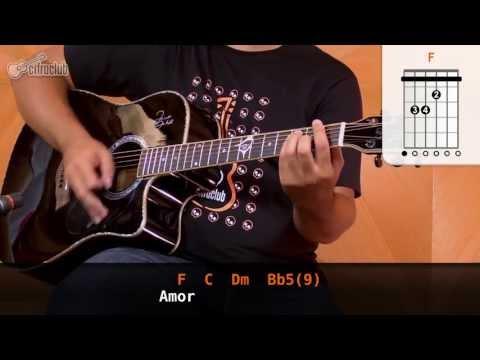 Na Linha do Tempo - Victor e Léo (aula de violão simplificada)