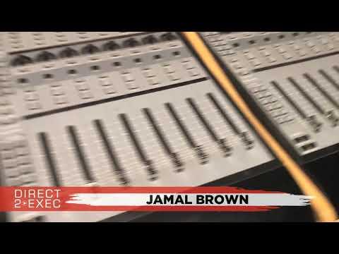 Jamal Brown (@jamalcbrown) Performs at Direct 2 Exec Los Angeles 8/8/17 - Atlantic Records