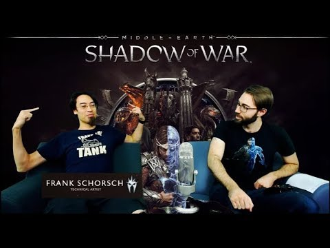 Shadow of War Livestream - Tribes and Legendary Gear