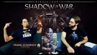Shadow of War Livestream - Tribes and Legendary Gear