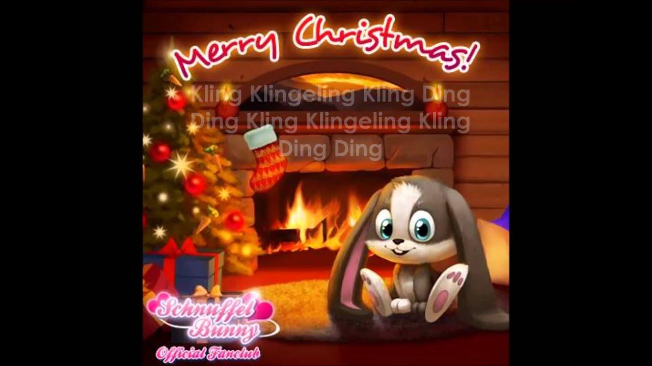 Schunffel- Schnuffels Weihnachtslied + Lyrics - YouTube