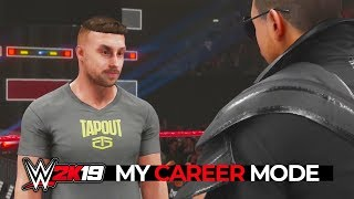 WWE 2K19 My Career Mode is finally here & I haven't been this excit...