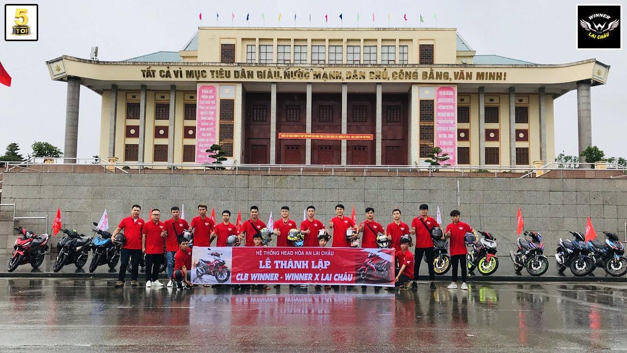 """Winner - Winner X Club Lai Châu thành lập 11/7/2020 ▶️ Winner """"LÁI CHẤT - SỐNG CHỌN"""" 🔴 TOP 5 ĐAM MÊ"""