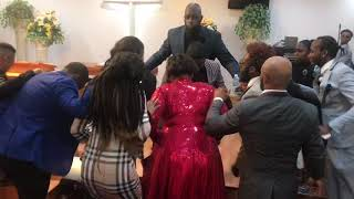 "Pastor Vincent Bohanan & The Sound Of Victory Choir  ""Joy"" (04/22/18)"
