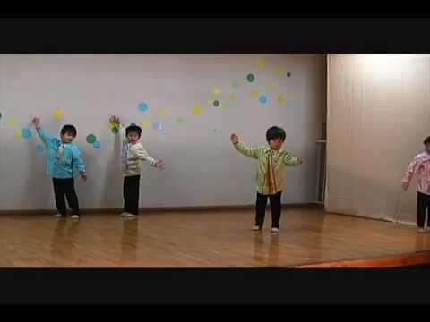 ちびARASHI「troublemaker」HARUTO2011.wmv