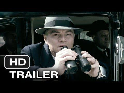 Trailer do filme J. Edgar
