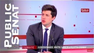 Best Of Territoires d'Infos - Invité politique : Julien Denormandie (17/06/19)