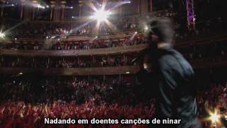 "The Killers -  Mr.  Brightside - Legendada  HD ""Live From Royal Albert Hall"""