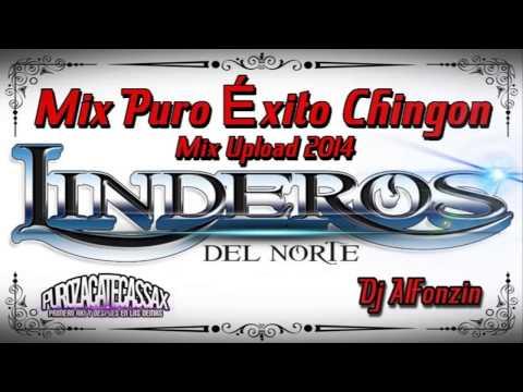 Linderos del Norte Mix 2014 - |Puras Chingonas| - DjAlfonzin