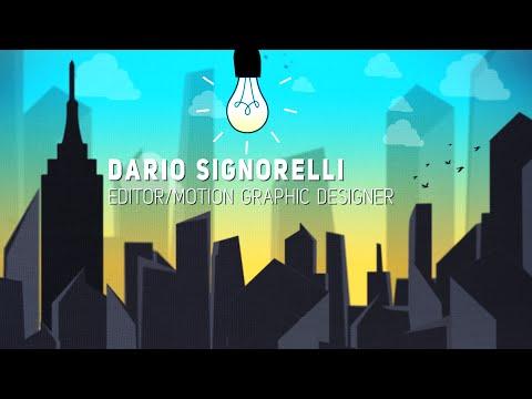 Show Reel 2015 Motion Graphic Designer