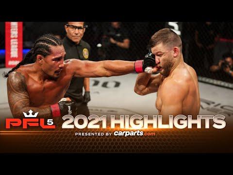 PFL 5, 2021 Fight Highlights