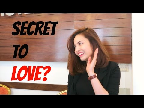 SECRET TO FINDING LOVE? | Life In Vietnam