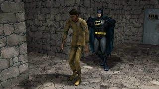 Batman Dark Tomorrow Game Review (Gc/Xbox)