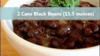Chili's Black Beans Famous Secret Recipe - Discovered!