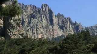 Tour de Corse en moto 2014 - 2ème partie