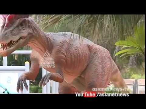 Dubai Garden Glow To Open With Dinosaur Park Gulf Roundup 4 Nov 2016 Youtube