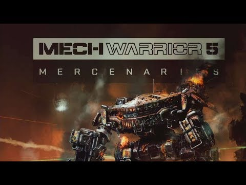 MechWarrior 5: Mercenaries New Gameplay (PC)
