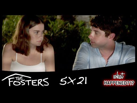 THE FOSTERS 5x21 Recap: Brandon Confides in Callie - Part 2 of Series Finale