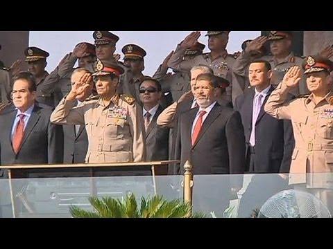 Abdel Fattah al-Sissi : le général qui défie Morsi
