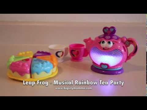 Laep Frog Musical Rainbow Tea Party