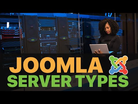 3 Types Of Joomla Web Servers For Business