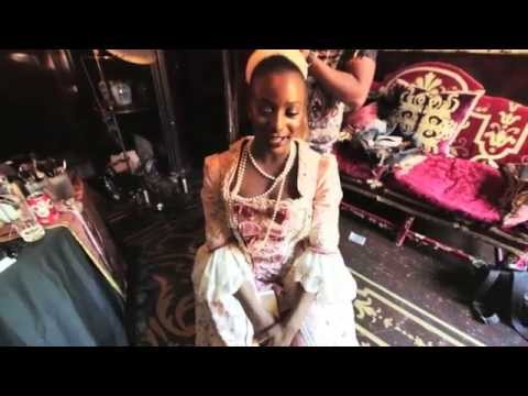 Behind the Scenes: The House of Cuppy I Photoshoot