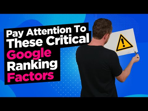 Google Ranking Factors 2019: Increase Your Search Traffic