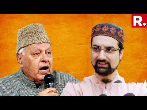 'Hold Talks With Hurriyat' Says NC Chief Farooq Abdullah