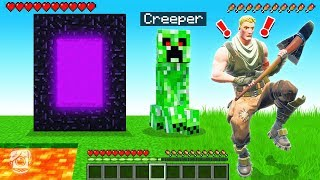 Video Search For Fortnite X Minecraft