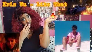 Kris Wu - Like That MV Reaction 🔥✨