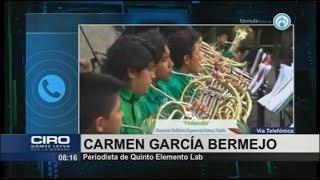 Salinas Pliego transfirió Orquestas Esperanza Azteca a la SEP