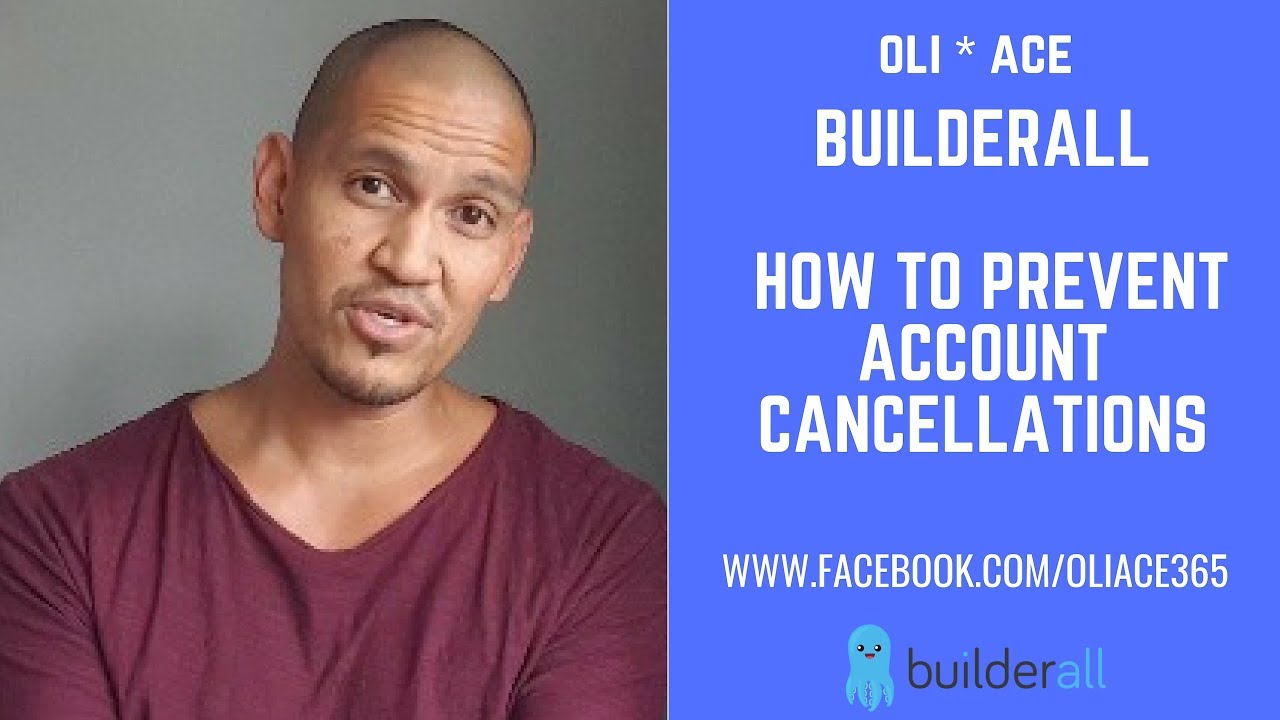How to prevent Builderall members from cancelling their membership | Review 2019