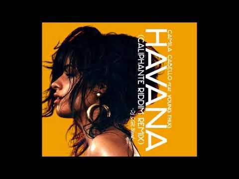 Camila Cabello ft. Young Thug - Havana (Caliphate Riddim Remix) - DJ SGR Blend