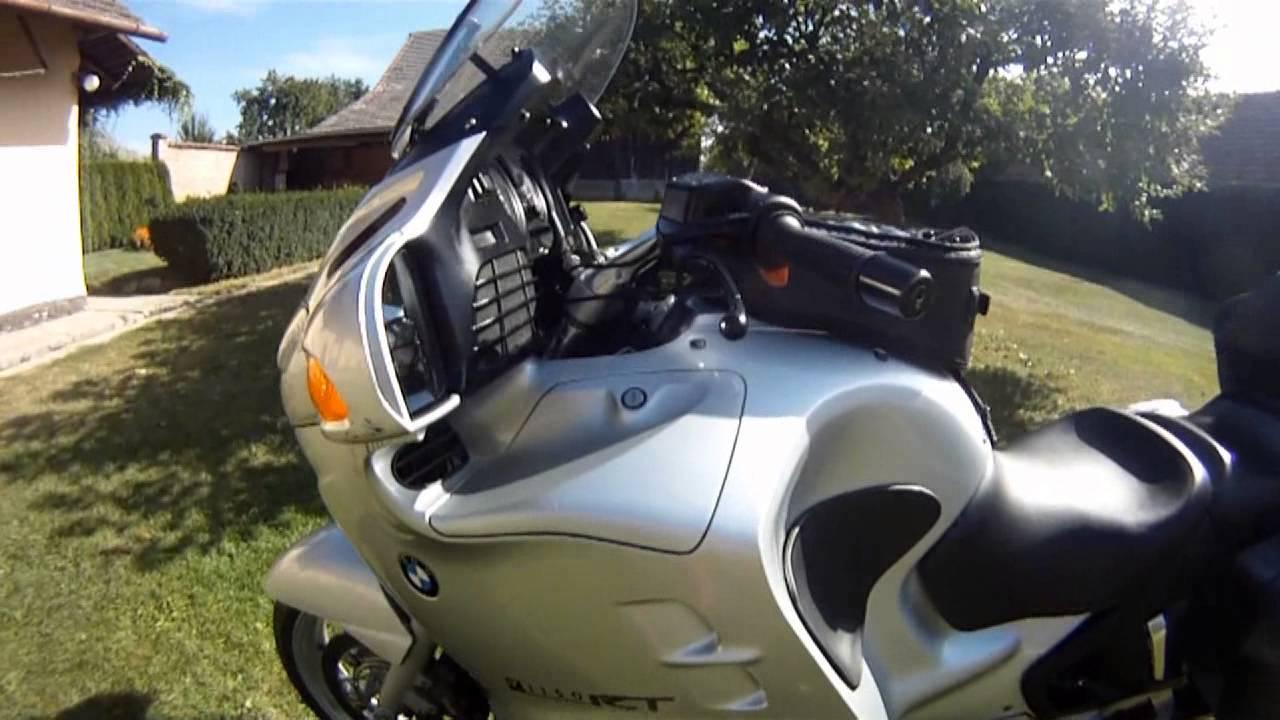 BMW R 1150 RT - YouTube