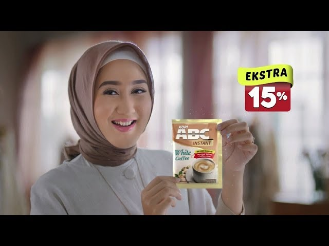 Iklan Kopi ABC Instant White Coffee - Coffeetone, Dian Pelangi 30sec (2017)