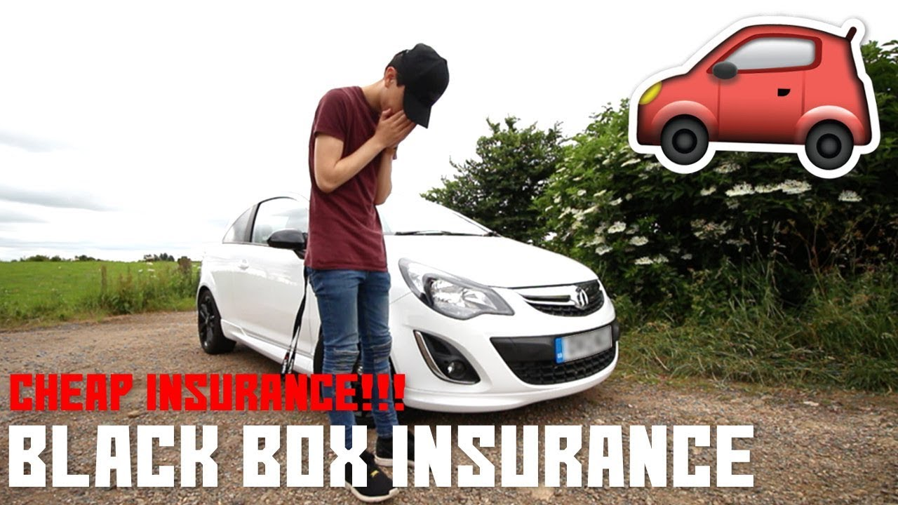 Black Box Insurance Review Cheap Insurance For New Young Drivers