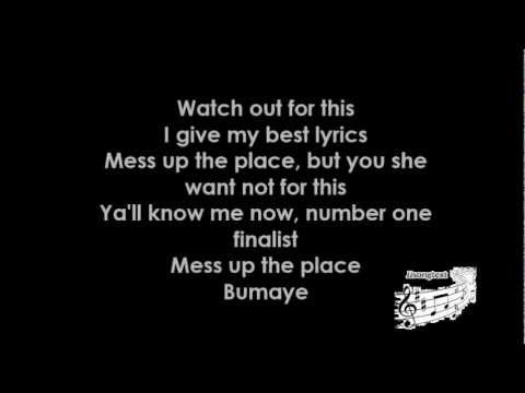 Major Lazer - Watch Out For This (Bumaye) (Songtext/Lyrics)