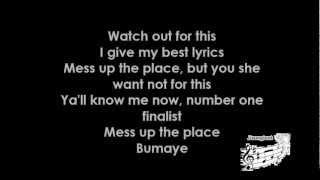 Major Lazer Watch Out For This Bumaye Songtext/lyrics