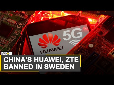 Swedish Post and Telecom Authority bans use of telecom equipment of Huawei, ZTE | Huawei Banned