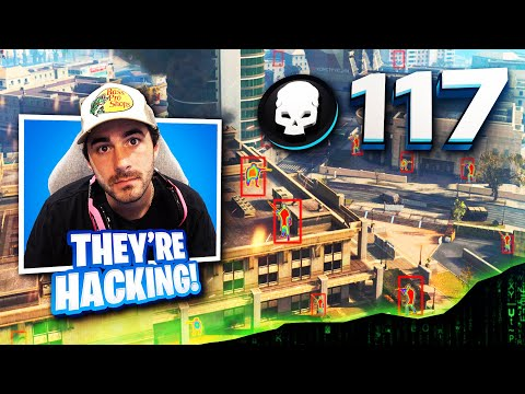 COD WARZONE | HACKERS DROPPED 117 KiLLS WiTH THE BRUEN AND FAL!! (ACTUALLY SCARY)